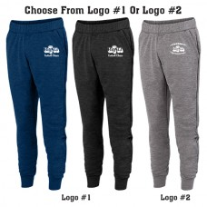 Ladies Fleece Jogger Sweatpant