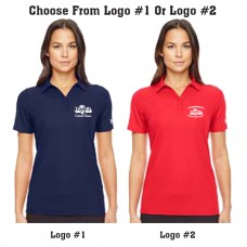 Ladies Under Armour Performance Polo